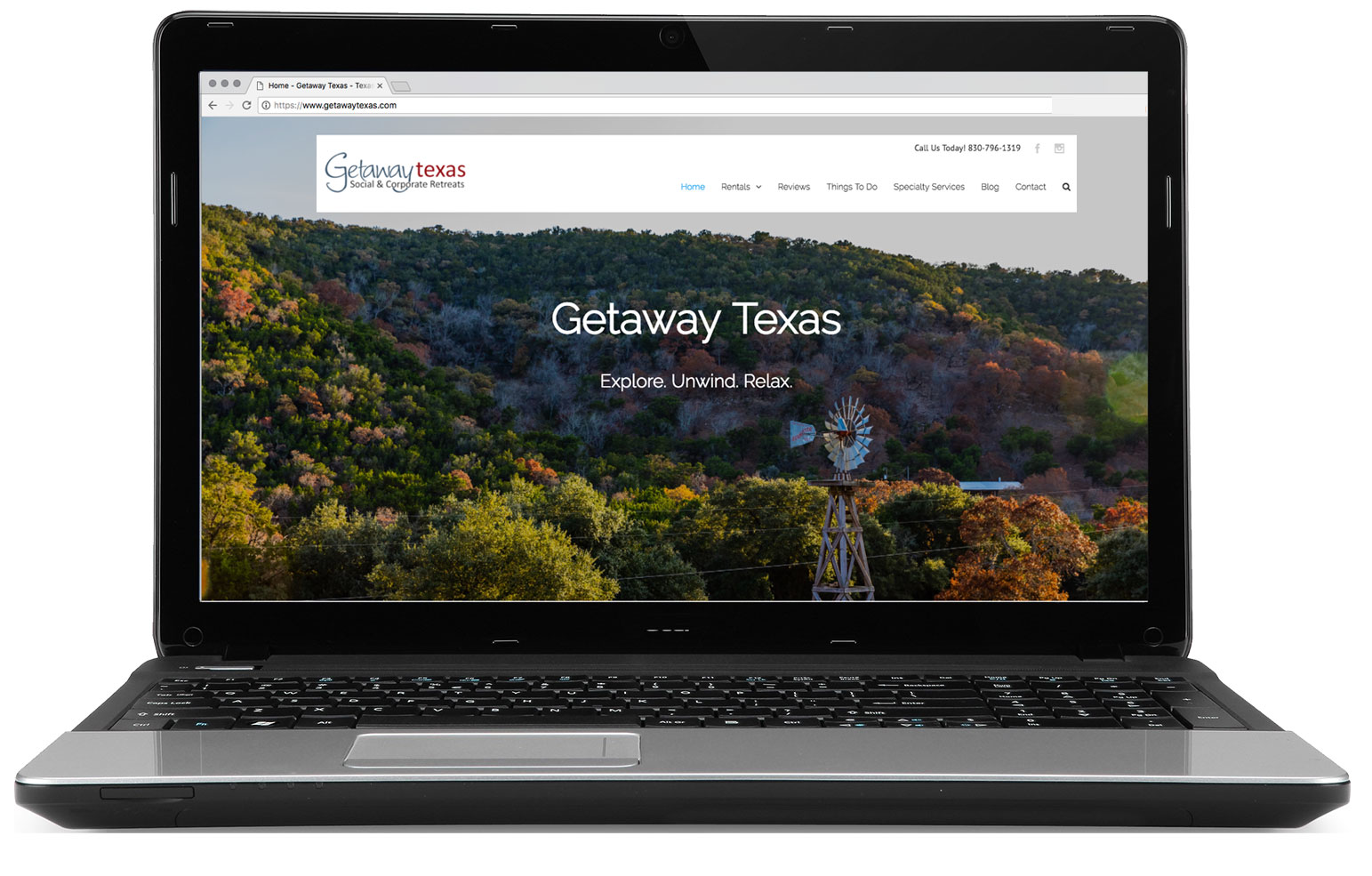 Getaway Texas – Hill Country Reservations – i5fusion | Real